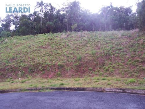 terreno em condomínio condomínio arujá verdes lagos - arujá - ref: 409741