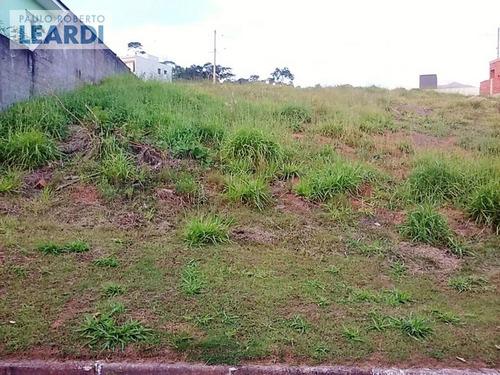 terreno em condomínio condomínio arujá verdes lagos - arujá - ref: 419252