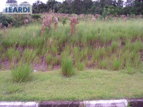terreno em condomínio condomínio arujá verdes lagos - arujá - ref: 419696