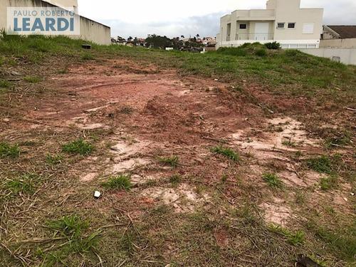 terreno em condomínio condomínio arujá verdes lagos - arujá - ref: 554550