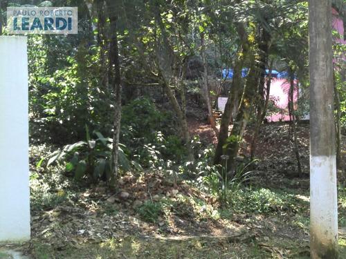 terreno em condomínio condomínio arujazinho 3 - arujá - ref: 489997