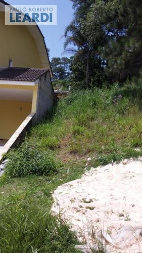 terreno em condomínio condomínio hills 3 - arujá - ref: 418539