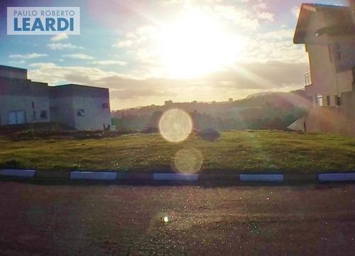 terreno em condomínio condomínio hills 3 - arujá - ref: 432758