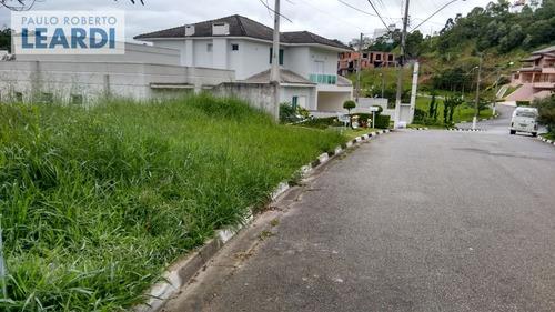terreno em condomínio condomínio hills 3 - arujá - ref: 454029