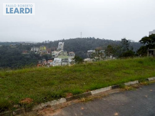 terreno em condomínio condomínio hills 3 - arujá - ref: 456250