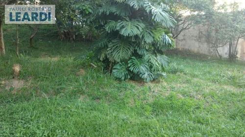 terreno em condomínio condomínio hills 3 - arujá - ref: 495644