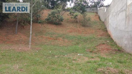 terreno em condomínio condomínio hills 3 - arujá - ref: 502483