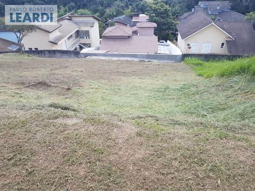 terreno em condomínio condomínio hills 3 - arujá - ref: 543446