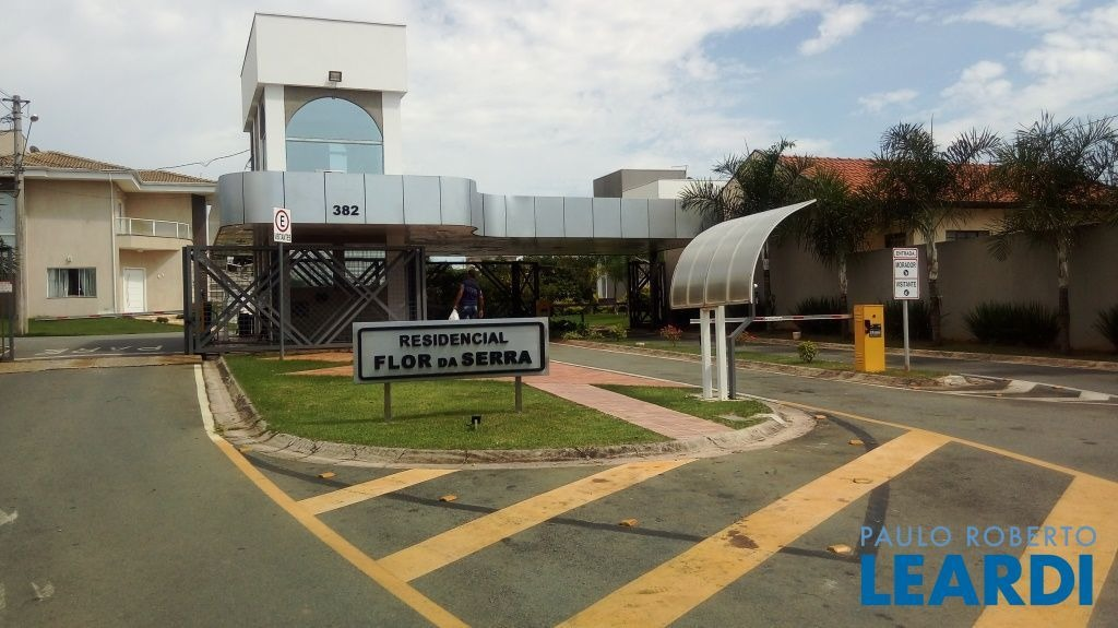 terreno em condomínio - condomínio residencial flor da serra - 498403