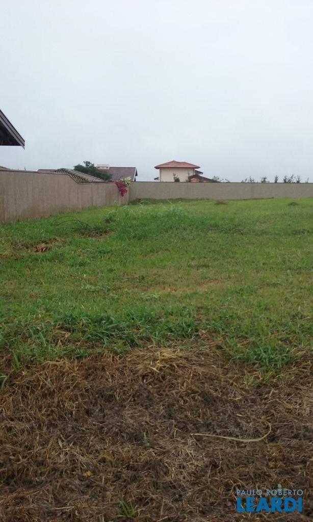 terreno em condomínio - condomínio residencial moinho de ven - 477586