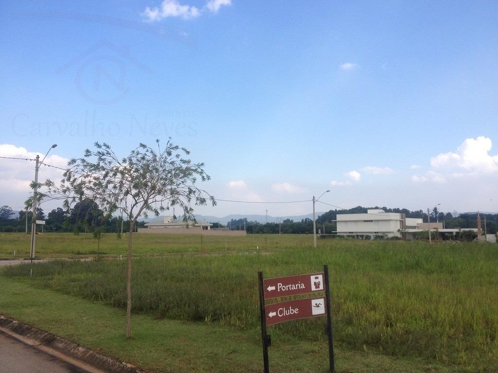 terreno em condomínio em centro - cabreúva, sp - 2146