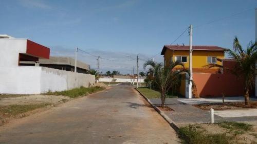 terreno em condomínio, em itanhaém, litoral sul - ref 4543
