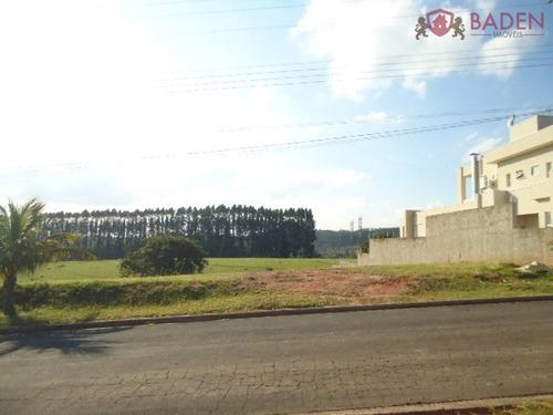 terreno em condomínio fechado 1.678,80m² - te00002