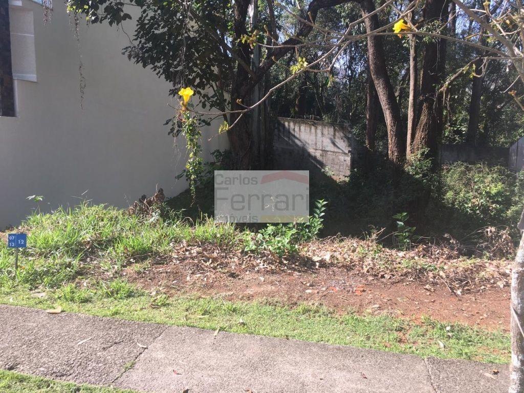 terreno em condomínio fechado - cf23821