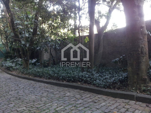 terreno em condomínio fechado - chácara flora - 5.120 m² - ab36