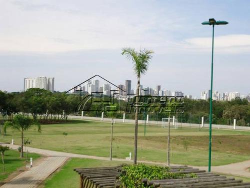 terreno em condomínio fechado de alto padrão - 1.200m² - área nobre - sjc