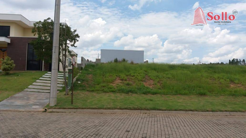 terreno em condomínio fechado em itaim mirim - itú/sp - te0012