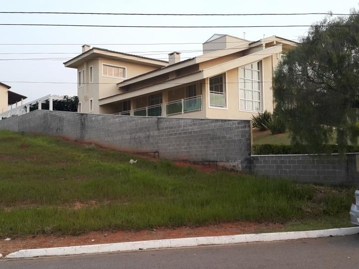 terreno em condomínio fechado - terras de são carlos - 3203