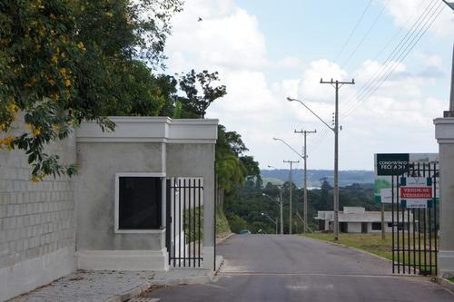 terreno em condomínio fechado vila bancária