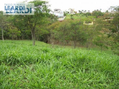 terreno em condomínio jardim aracy - mogi das cruzes - ref: 443324