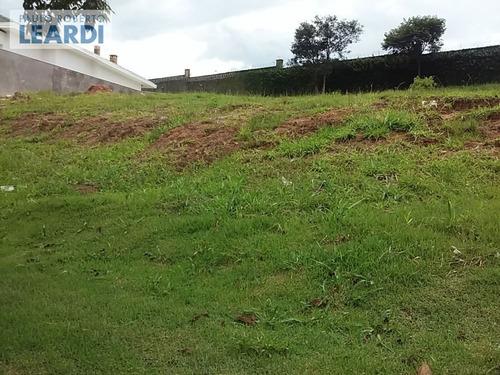 terreno em condomínio jardim aracy - mogi das cruzes - ref: 455774
