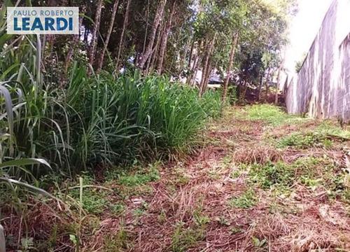 terreno em condomínio jardim aracy - mogi das cruzes - ref: 455777