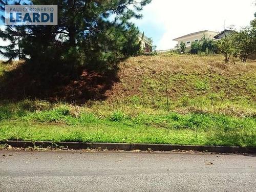 terreno em condomínio jardim aracy - mogi das cruzes - ref: 455778