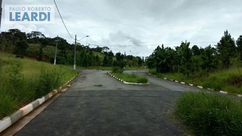 terreno em condomínio jardim cury - arujá - ref: 494766