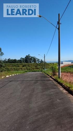 terreno em condomínio jardim cury - arujá - ref: 504721