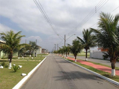 terreno em condomínio na praia, itanhaém-sp - ref 2737-p