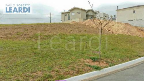 terreno em condomínio paiol velho - santana de parnaíba - ref: 493889