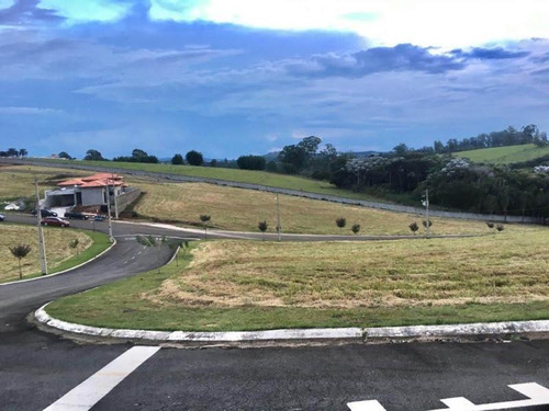 terreno em condomínio para venda em bragança paulista, flamboyan - 5123