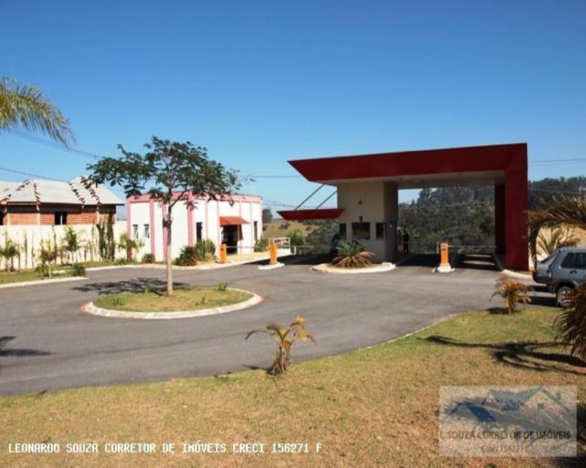 terreno em condomínio para venda em bragança paulista / sp no bairro jardim flamboyan - 096 - 34064249