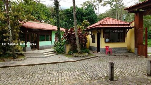terreno em condomínio para venda em guapimirim, caneca fina - 079