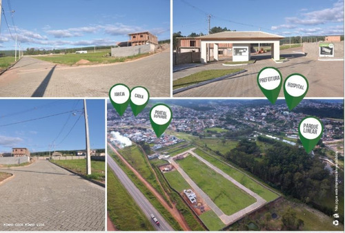 terreno em condomínio para venda em jaguariaíva, centro - passovelho02