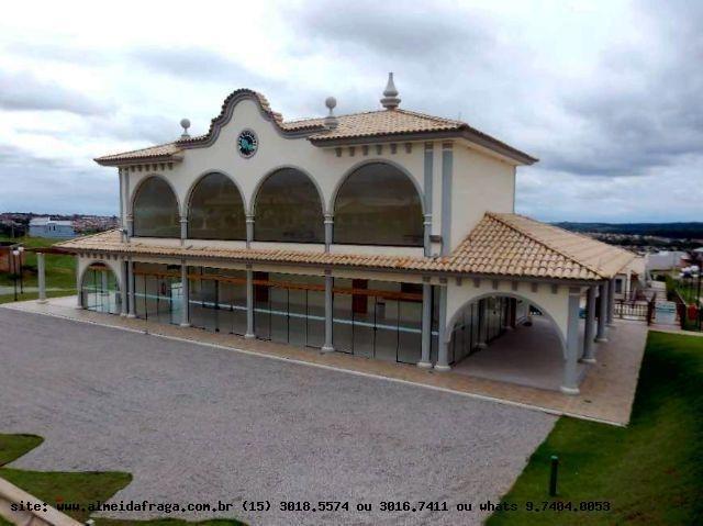terreno em condomínio para venda em sorocaba, iporanga - 1645_1-812823