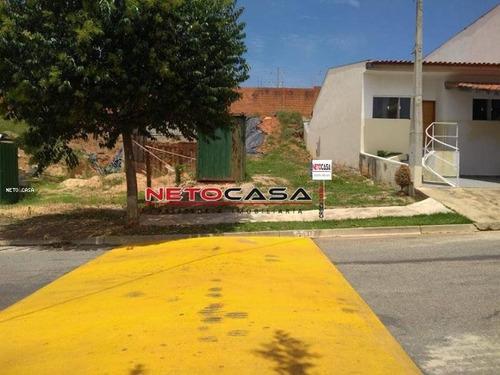 terreno em condomínio para venda em sorocaba, parque são bento - trc025