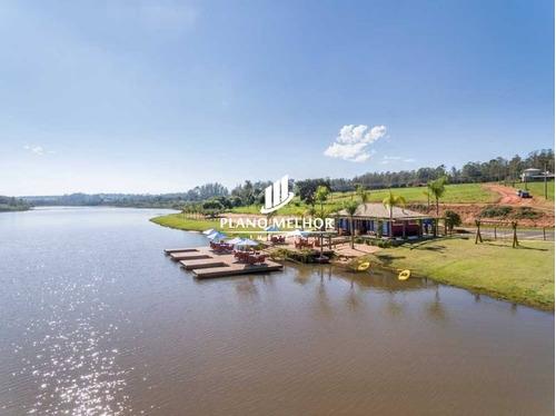 terreno em condomínio para venda no bairro estância hidromineral de águas de santa bárbara, 668 m.te0126 - te0126