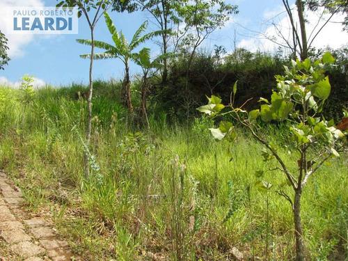 terreno em condomínio parque maringá - arujá - ref: 396769