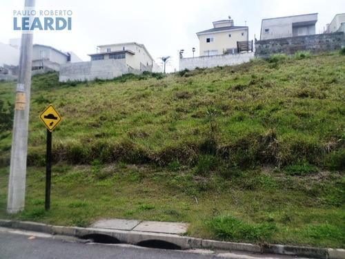 terreno em condomínio residencial dos lagos - cotia - ref: 487663