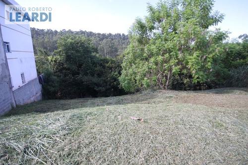 terreno em condomínio residencial new ville - santana de parnaíba - ref: 540216