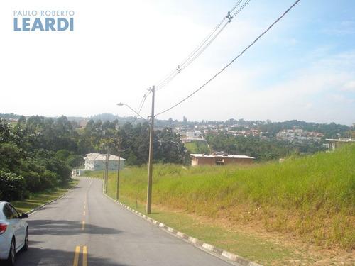terreno em condomínio residencial real park - arujá - ref: 397006
