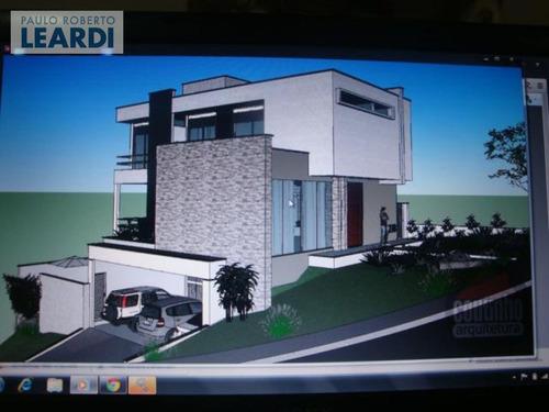 terreno em condomínio residencial real park - arujá - ref: 410338