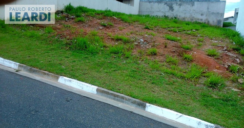 terreno em condomínio residencial real park - arujá - ref: 412050