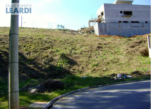 terreno em condomínio residencial real park - arujá - ref: 456383