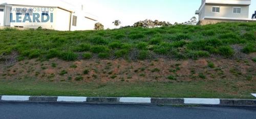 terreno em condomínio residencial real park - arujá - ref: 458399