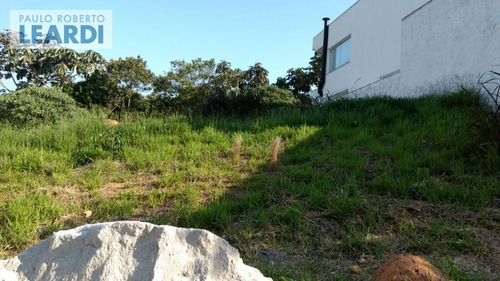 terreno em condomínio residencial real park - arujá - ref: 470322