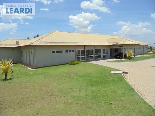 terreno em condomínio residencial real park - arujá - ref: 480772