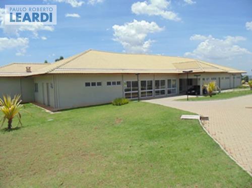 terreno em condomínio residencial real park - arujá - ref: 500055