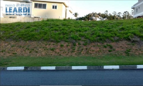 terreno em condomínio residencial real park - arujá - ref: 503437